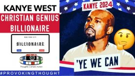 🇺🇸 KANYE WEST: PRESIDENT 2024 Christian GENIUS Billionaire 🤔
