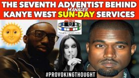 KANYE WEST| SEVENTH DAY ADVENTIST manager BEHIND SUN-DAY Services 🌞