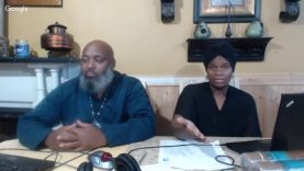 Live interview with the Minister of Wellness Nathaniel Jordan, Watchman