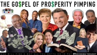 🇺🇸 MEGA CHURCH THE GOSPEL OF PROSPERITY PIMPING EXPOSED