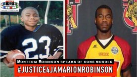 🇺🇸Monteria Robinson: Recalls sons Death 76 BULLETS fired by Police