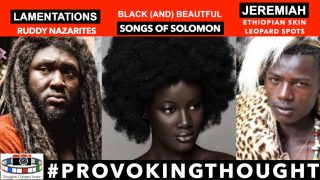 PART 3: SONGS OF SOLOMON | WHITE AND RUDDY ?