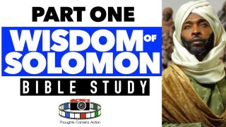 PART ONE: THE WISDOM OF SOLOMON