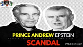 🇬🇧PRINCE ANDREW EPSTEIN SCANDAL Accuser Urges Prince Andrew to 'Come