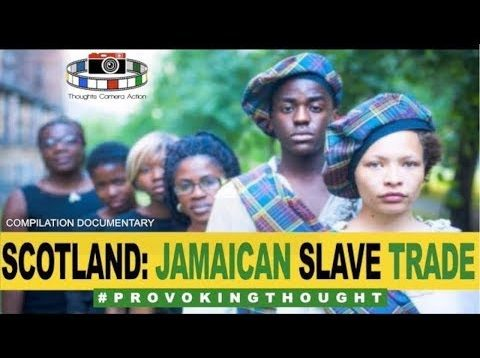 🏴 SCOTLAND AND THE SLAVE TRADE 1707 🇯🇲 #LESTWEFORGET 🌹