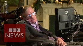 Stephen Hawking: 'AI could spell end of the human race'