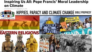 TCA BIBLE STUDY: HIPPIES, THE PAPACY, CLIMATE CHANGE SUNDAY, LAW