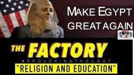 "TCA BIBLE STUDY: INSIDE THE FACTORY: RELIGION & EDUCATION ""MAKE"