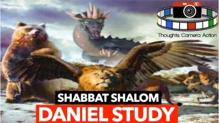 TCA BIBLE STUDY: THE BOOK OF DANIEL PROPHECY DECODED