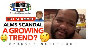 TCA GOT SCAMMED: 🤦🏽♂️ALMS SCANDAL 🤑A GROWING TREND? 🤔 #BIBLESTUDY