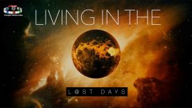 TCA| LIVING IN THE LaST DAYS YAHUAH