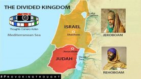 TCA: PROPHECY STUDY: THE UNITED DIVIDED KINGDOMS ISRAEL JUDAH (BREXIT