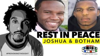 TCA RIP | JOSHUA BROWN AND BOTHAM JEAN| TCA TRIBUTE