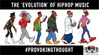 "THE ""EVOLUTION"" OF HIPHOP MUSIC 🎵"