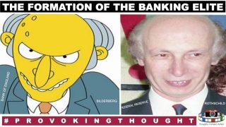 🏦THE FORMATION OF THE BANKING SYSTEM: THE ROTHSCHILD, FEDERAL RESERVE