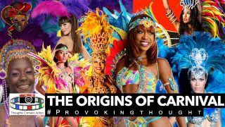 THE ORIGINS OF CARNIVAL 🤔 #PROVOKINGTHOUGHT