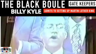 The Black Boule Gate Keepers: Pastor Billy Kyle admits to