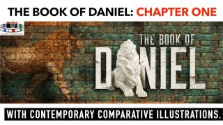 The Book Of Daniel Chapter One: With Comparable Illustrations.