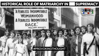 The Historical Role Of Matriarchy In America