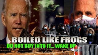 Devils of Babylon: These people in Power are Actually Boiling people as Frogs