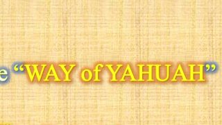 What is The Way Of Yahuah Why It Is Not From World Religions