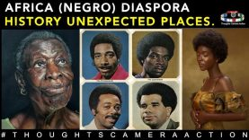 11 COUNTRIES YOU WOULDN'T EXPECT AFRICAN DIASPORA (NEGRO) HISTORY
