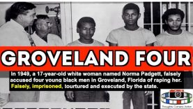 🇺🇸 1949 THE GROVE LAND FOUR FALSELY ACCUSED AND EXECUTED