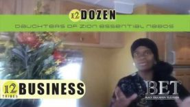 Business Series: 12 DOZEN – Helping the Daughters of Zion