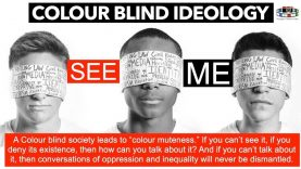 COLOUR BLIND IDEOLOGY: RACISM REBRANDED? #PROVOKINGTHOUGHT