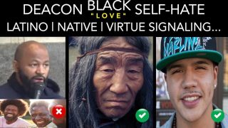 DEACON 12 TRIBES CHART | SELF-HATE | VIRTUE SIGNALING