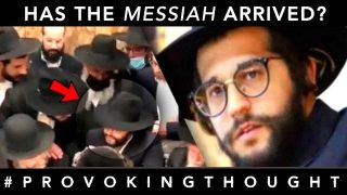HAS THE ASHKENAZ MESSIAH ARRIVED?