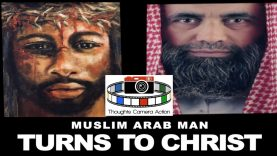 🕌MUSLIM ARAB MAN TURNS TO CHRIST AND GIVES A SIMPLE