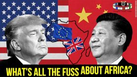 🇺🇸🇨🇳🇪🇺NEO COLONIALISM: SCRAMBLE FOR AFRICA – COLONIAL REVIVAL?