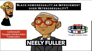 Neely Fuller: is Black Homosexuality an Improvement ?