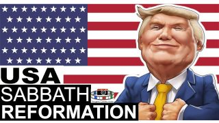 🇺🇸PART 11 OF 15- AMERICA'S AND THE SEVENTH-DAY SABBATH #SABBATHHISTORY