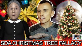 PART 1/2 🎄SEVENTH DAY ADVENTIST CHRISTMAS TREE FALLACY: BIBLE FLOCK