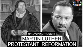 PROTESTANT REFORMATION: 501YEARS ANNIVERSARY MARTIN LUTHER'S & HISTORY