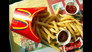 SHOCKlNG Ingredients In McDonald's French Fries