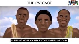 SLEEPING MANS VALLEY TO THE WATERS BEYOND ANIMATION 2018