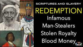 STOLEN ROYALTY | DID SOME ISRAELITES SELL ISRAELITES?