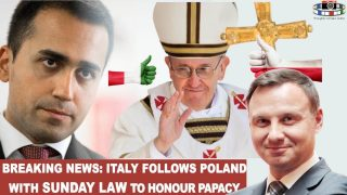 SUNDAY LAW: ITALY FOLLOWS POLAND WITH BAN (BUYING & SELLING)