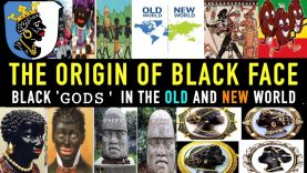 THE TRUE ORIGINS OF BLACK FACE OLD WORLD AND NEW
