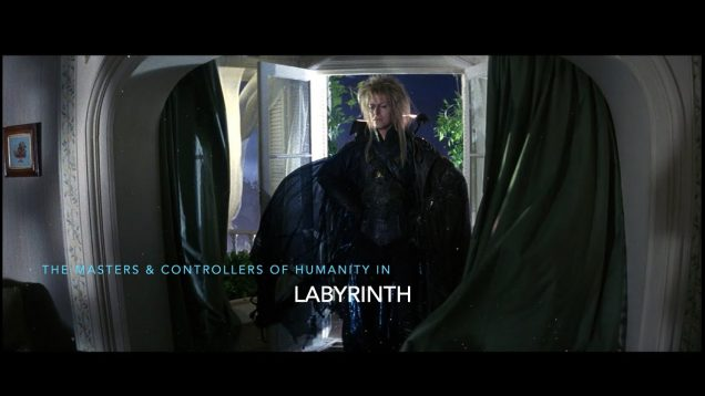 The Masters & Controllers of Humanity in Labyrinth: A Reincarnation