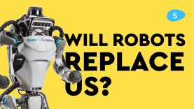 Boston Dynamics: The company making robots to replace us