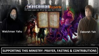 SUPPORTING THIS MINISTRY: PRAYER, FASTING & CONTRIBUTIONS