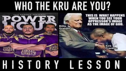 WHO THE KRU ARE YOU? (HISTORY LESSON)