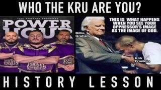 WHO THE KRU ARE YOU HISTORY LESSON – RE:EDIT