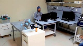 Brain-Machine Interface Controlled Assistive Robot System for Paralyzed Patients