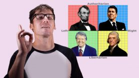 If Every President Took The Political Compass Test