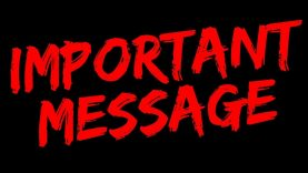 Important Message to the House of Judah & Yisrael